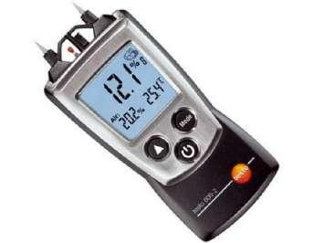 Аренда влагомера Testo 606-2 поверенного цифрового термогигрометра