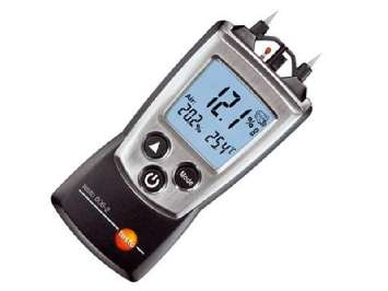 Аренда цифрового влагомера термогигрометра Testo 606-2