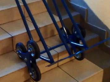 Аренда грузовой лестничной тележки ТЛТ 500-2