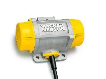 Аренда внешнего электрического вибратора для бетона Wacker Neuson AR 26/3/400