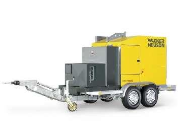 Аренда установки для прогрева поверхностей Wacker Neuson HSH 700