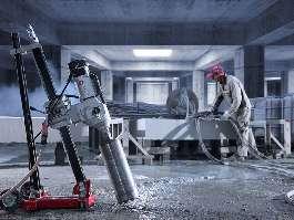Аренда установки для алмазного бурения Cardi 805 - ПрокатМаркет - 4